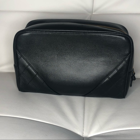 7199571047cc CHANEL Bags | Toiletry Cosmetic Bag | Poshmark
